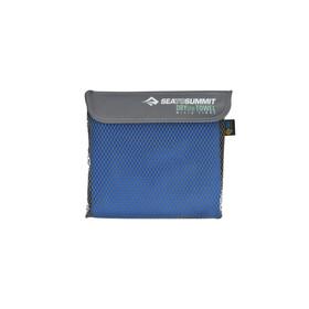 Sea to Summit Drylite Serviette pour chien Antibactérien L, cobalt blue